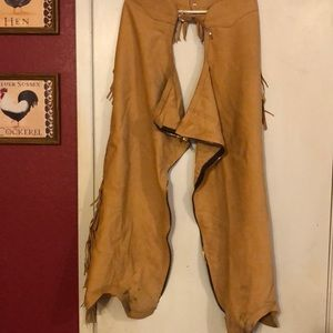 Pants - Ladies Custom Chaps